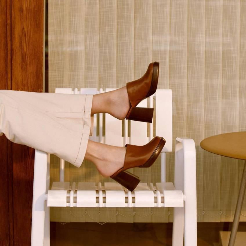 #Shoesday : les sabots, la tendance de cette rentrée à aller shopper au galop !