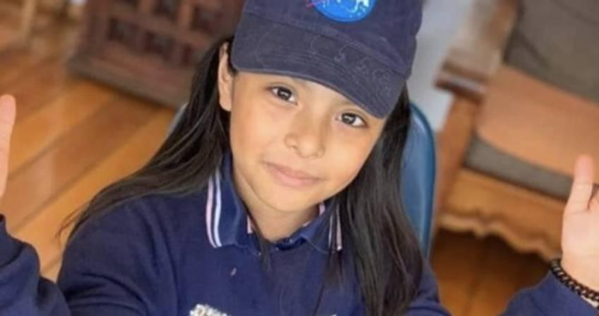 Adhara Pérez Sánchez, la petite fille au QI supérieur à celui d'Einstein