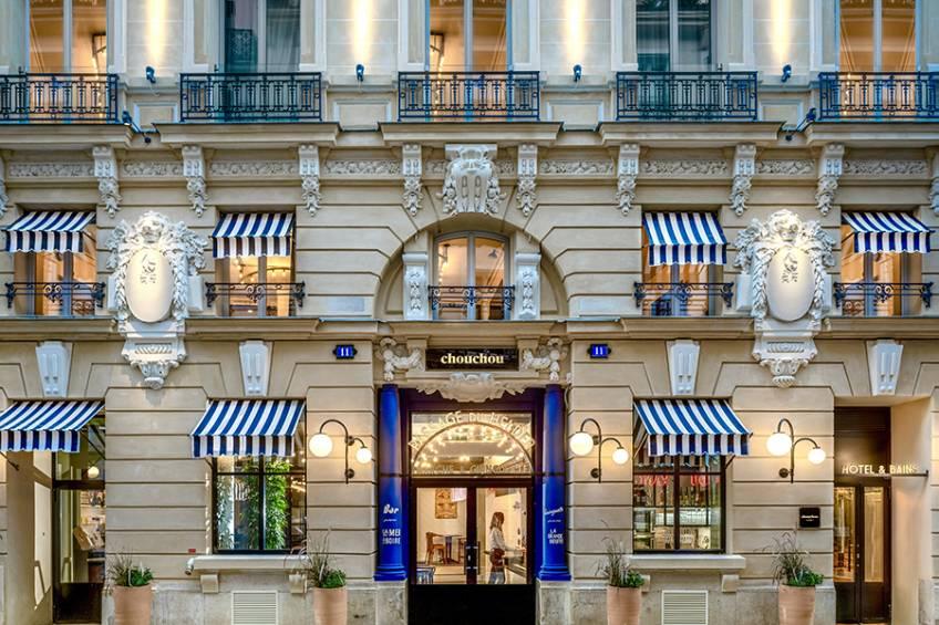 10 hôtels parisiens où réserver pour passer un week-end dans la capitale