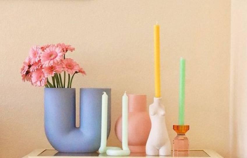 5 façons d'utiliser un vase autrement que pour des fleurs