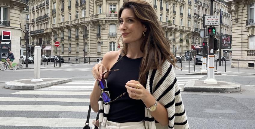 Dans le dressing de Paola : des looks BCBG parfaits pour la rentrée !