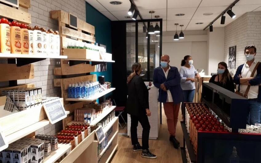 Emmaüs Solidarité ouvre son premier espace 'beauté et bien-être' avec L'Oréal Paris