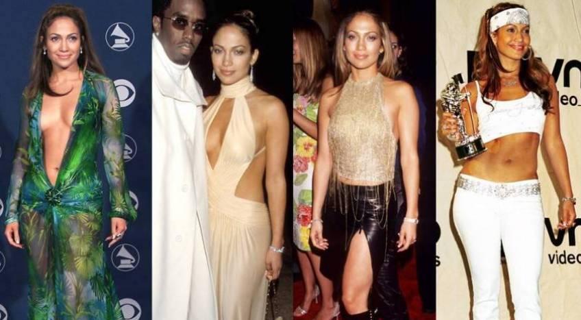 Style Icon : La superbe évolution mode de Jennifer Lopez