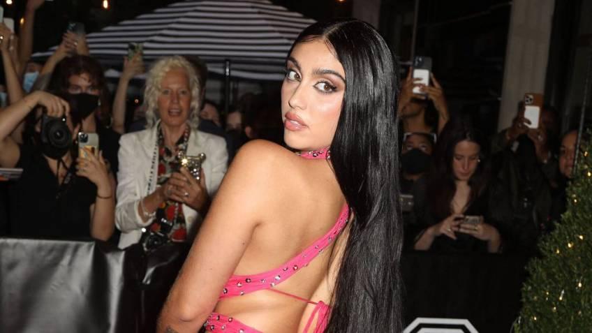 Lourdes Leon affiche ses poils lors du Met Gala !