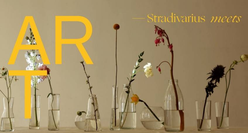 Flash Mode : Stradivarius se lance dans l'art avec Stradivarius Meets Art