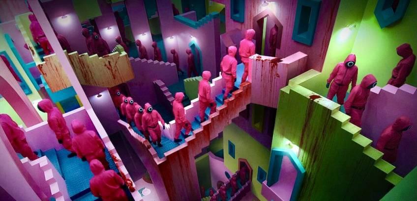 Airbnb : cette maison ressemble aux décors de Squid Game