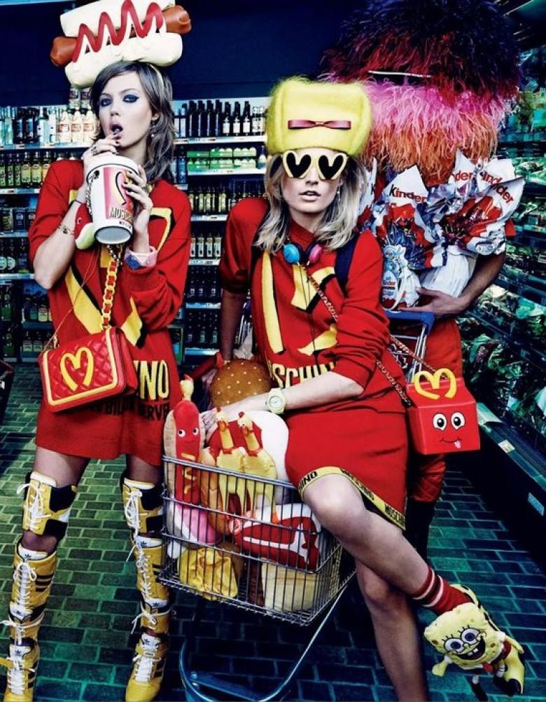 Photo : Vogue japon