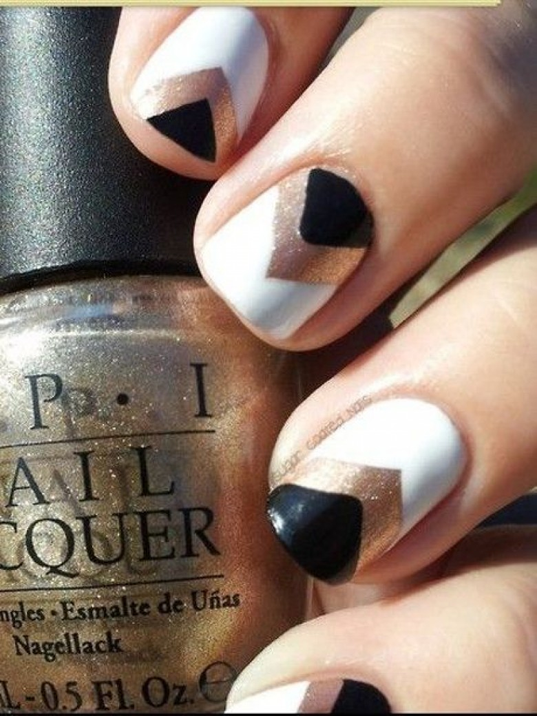 Photo : Sugar goared nails