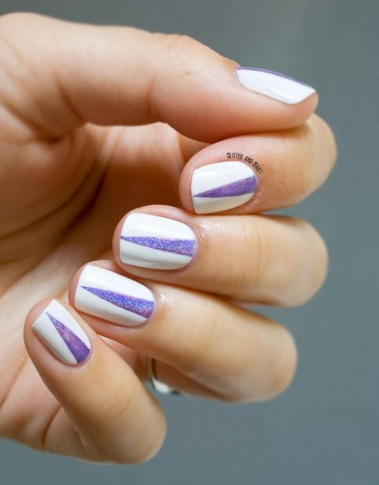 Photo : glitter and nails