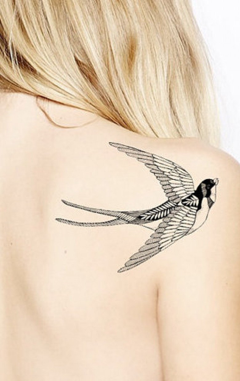 Photo : Arrow Tattoo