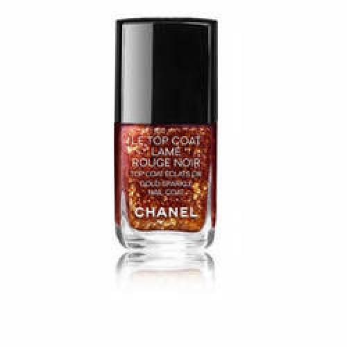 Chanel Top coat lamé