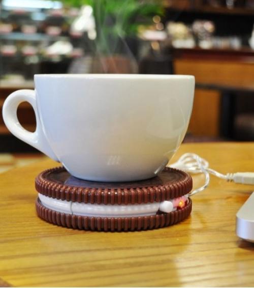 chauffe-tasse en USB