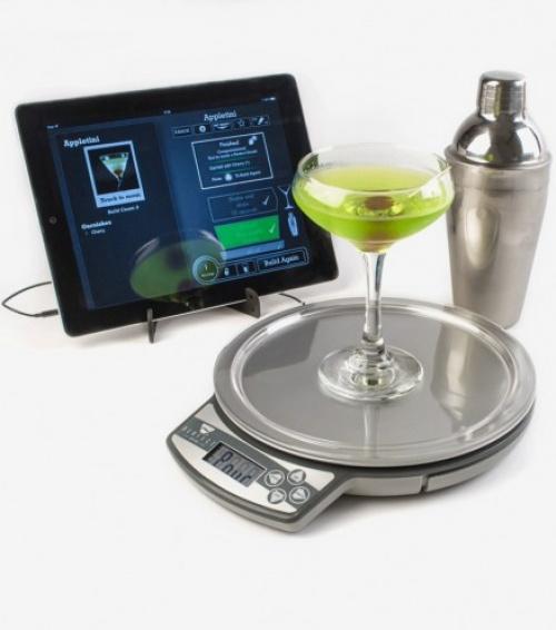 Coffret à cocktail connecté