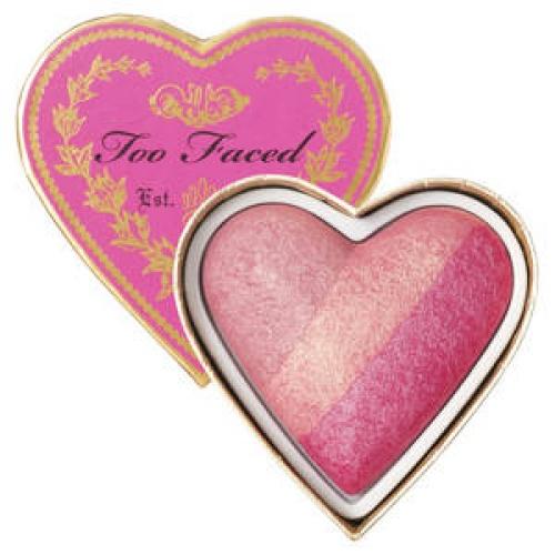 blush too faced heart