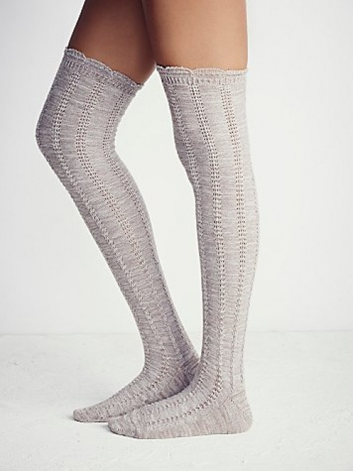 chaussettes free people