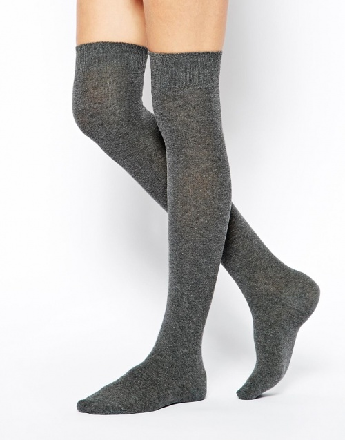 chaussettes hautes asos