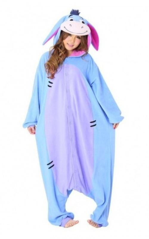 crazy pyjama - kigurumi