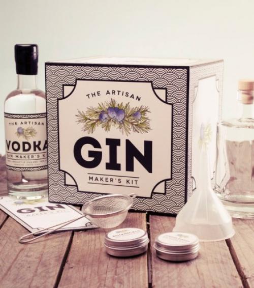 L'avant-gardiste - kit de fabrication de Gin