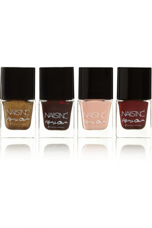 Nails Inc - lot de vernis