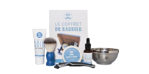 Les Petits Frenchies - kit de rasage