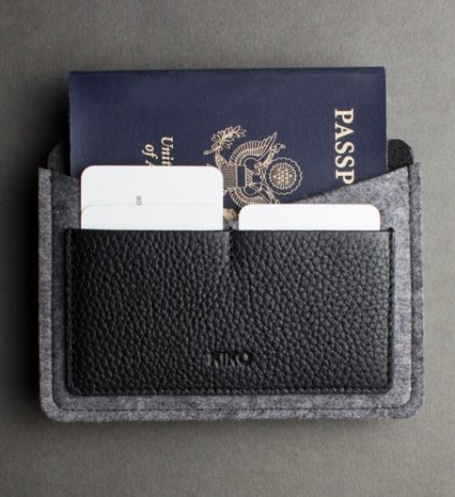 Les Raffineurs - Porte-Passeport