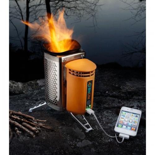 Biolite - Réchaud de camping