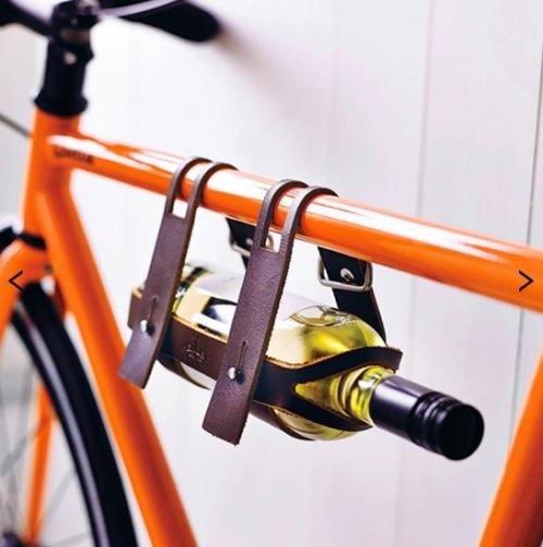 Les Raffineurs - Porte Bouteille pour vélo