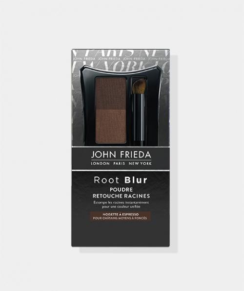 John Frieda - poudre retouche racines Noisette à espresso