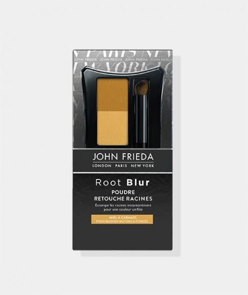 John Frieda - poudre retouche racines Miel à caramel