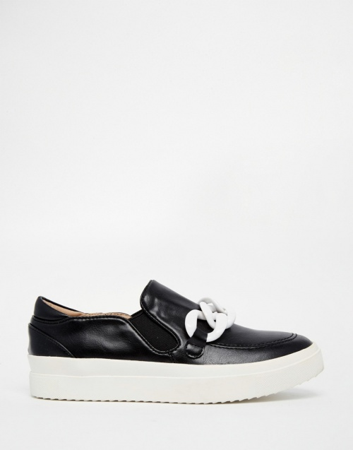 London Rebel - slip on