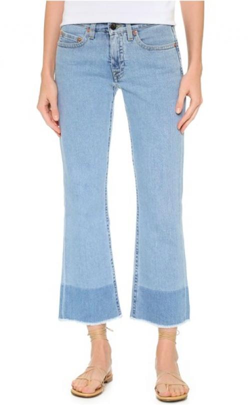 Victoria Beckam - jeans
