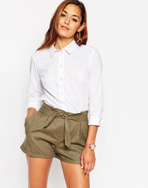 chemise blanche asos
