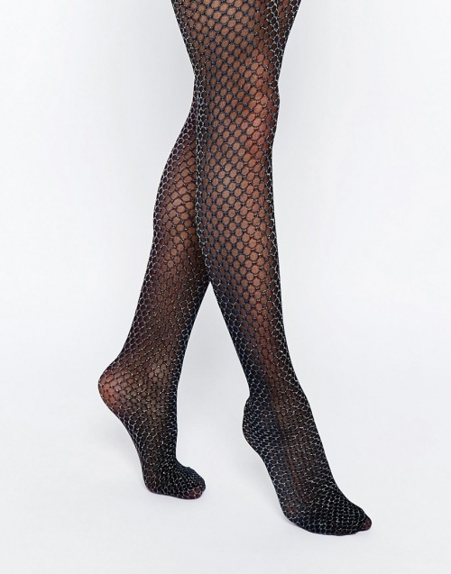 collants paillettes asos