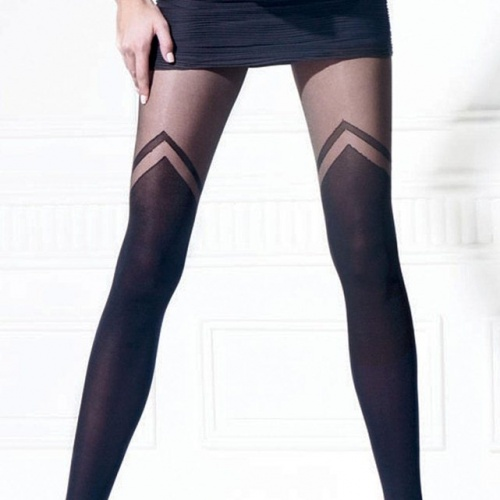 collants triangles pomm'poire