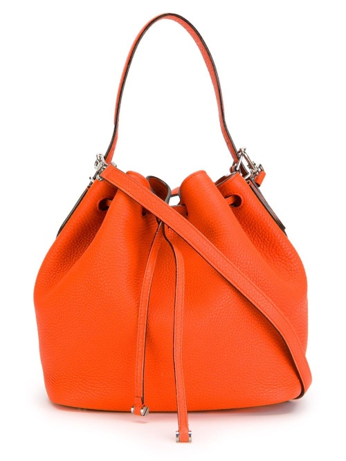 sac seau bally orange