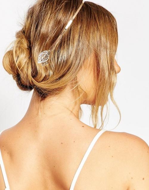 headband feuille asos