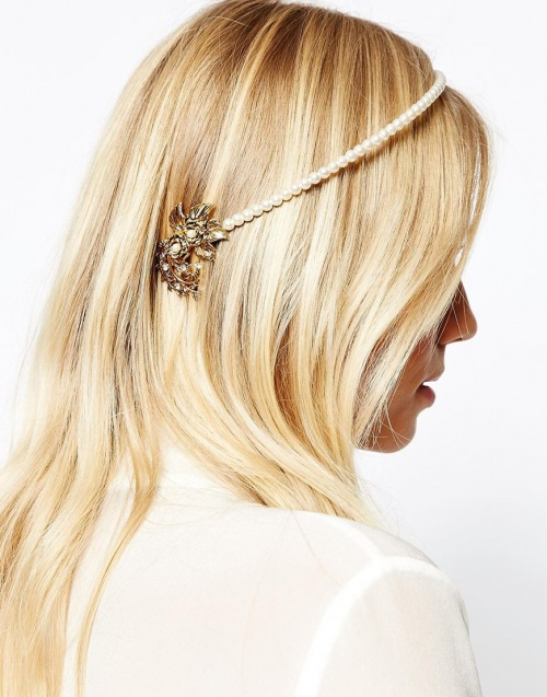 love rocks headband