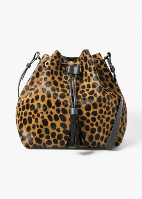 sac seau mango leopard