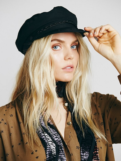 Free People - casquette