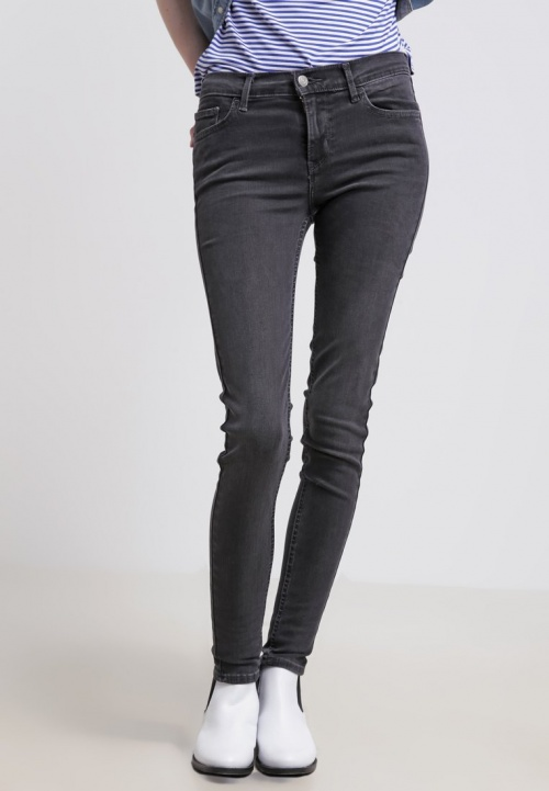 jeans levi's noir 710