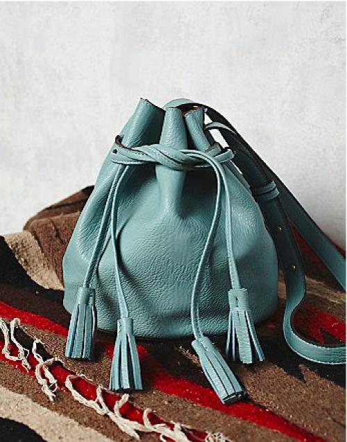 sac free people bleu