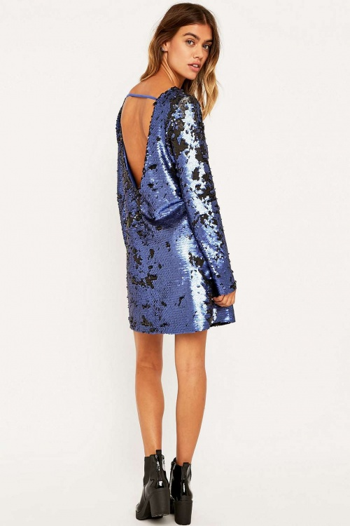urban outfitters robe sequins