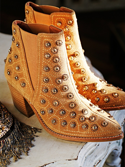 Free People - bottines