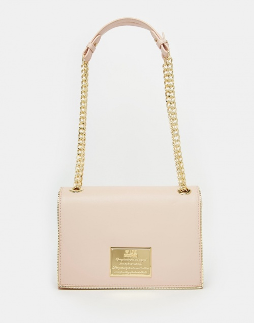 sac rose pastel moschino