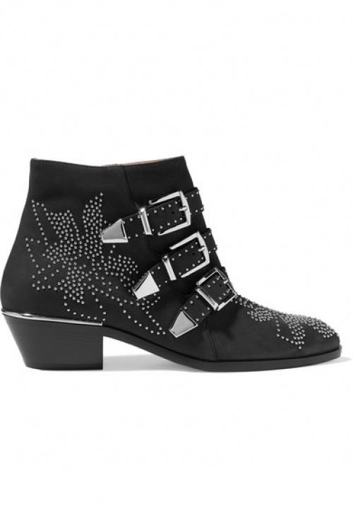 Chloé - boots motif cloutés