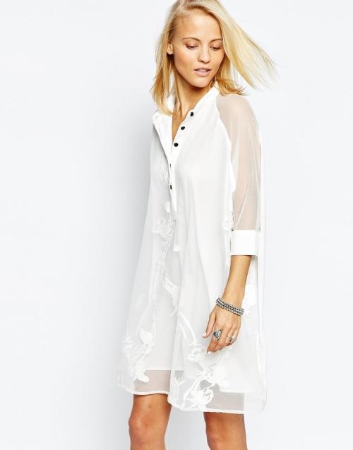 Religion - robe chemise