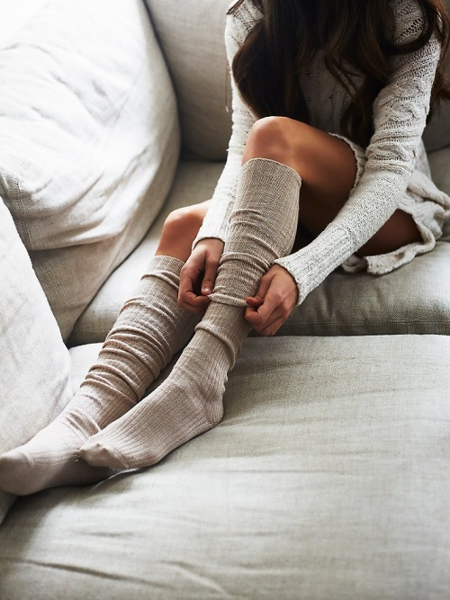 Free People - chaussettes