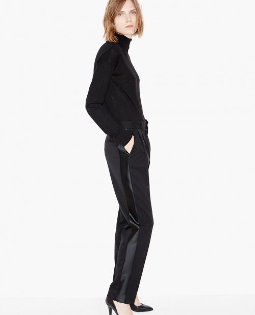 The Kooples - pantalon noir façon jogging