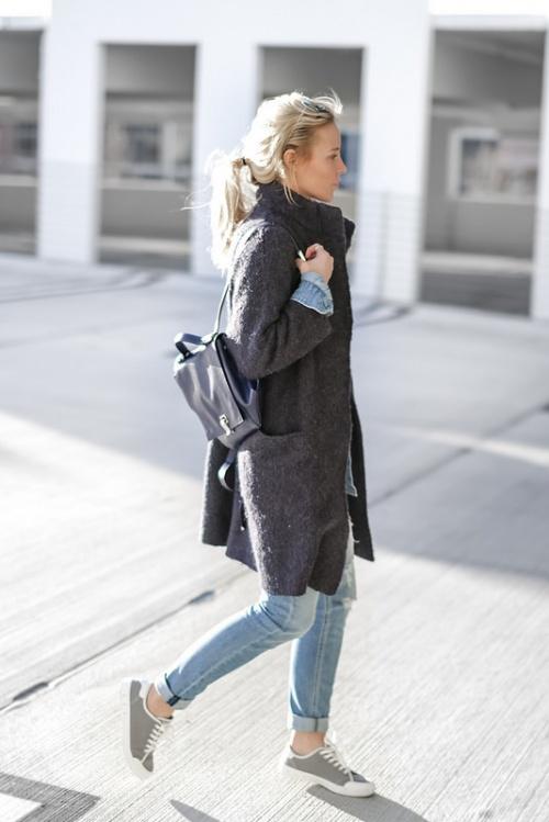 street style jean happily grey