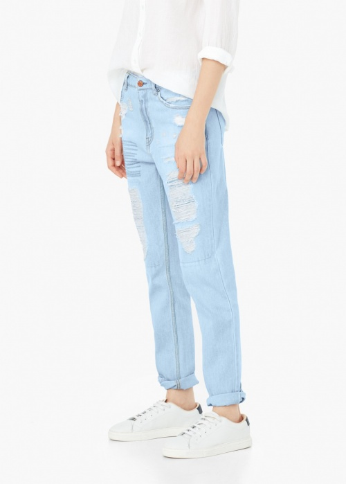 jeans 80's mango